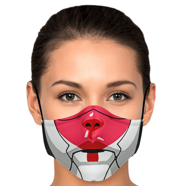 Geisha Ghost in the Shell V1 Premium Carbon Filter Face Mask