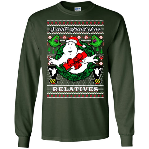 Image of Ghostbuster Ugly Christmas Sweater