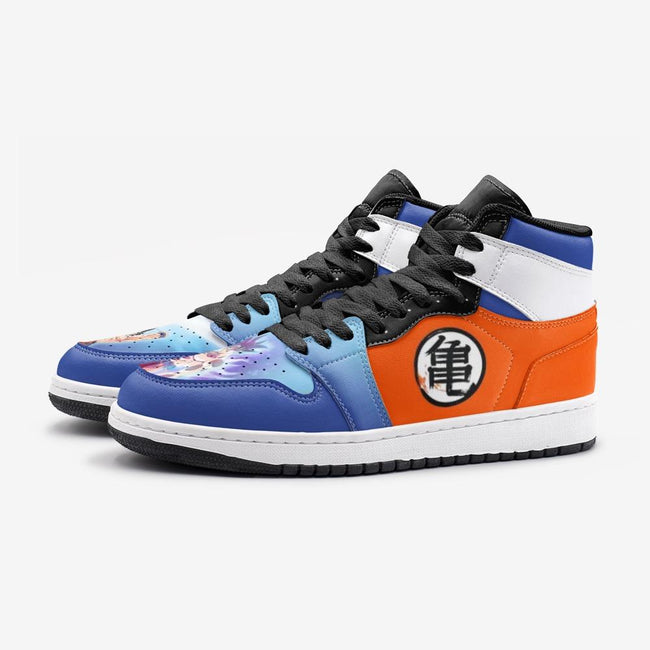 Goku Dragonball Z Custom J-Force™ Shoes