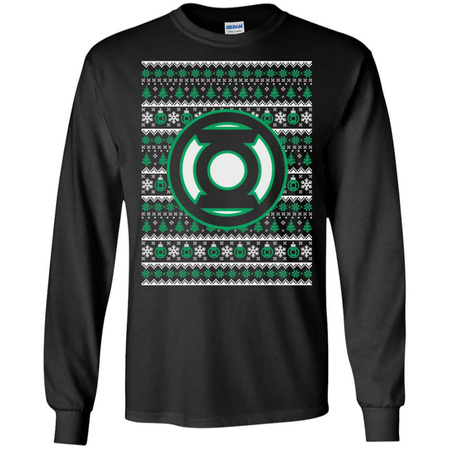 Green Lantern Ugly Christmas Sweater