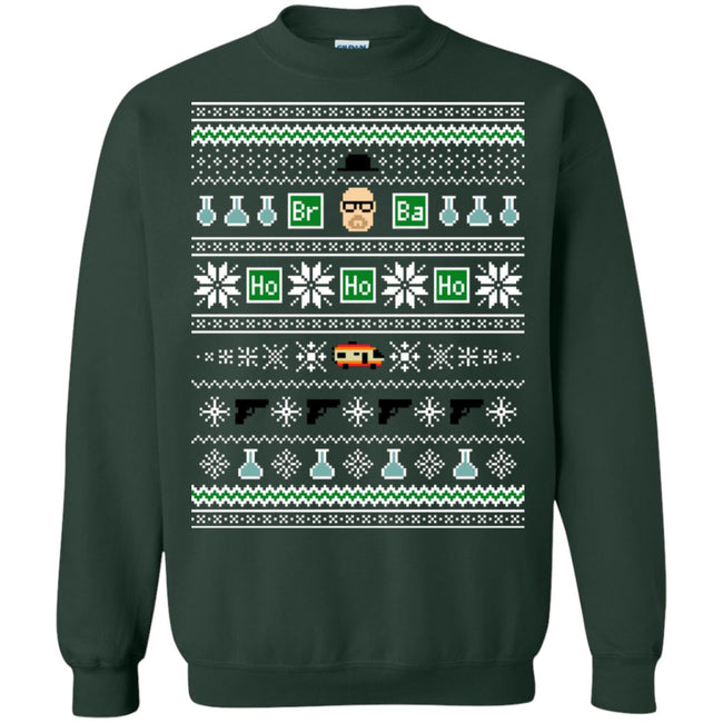 Heisenberg Ugly Christmas Sweater