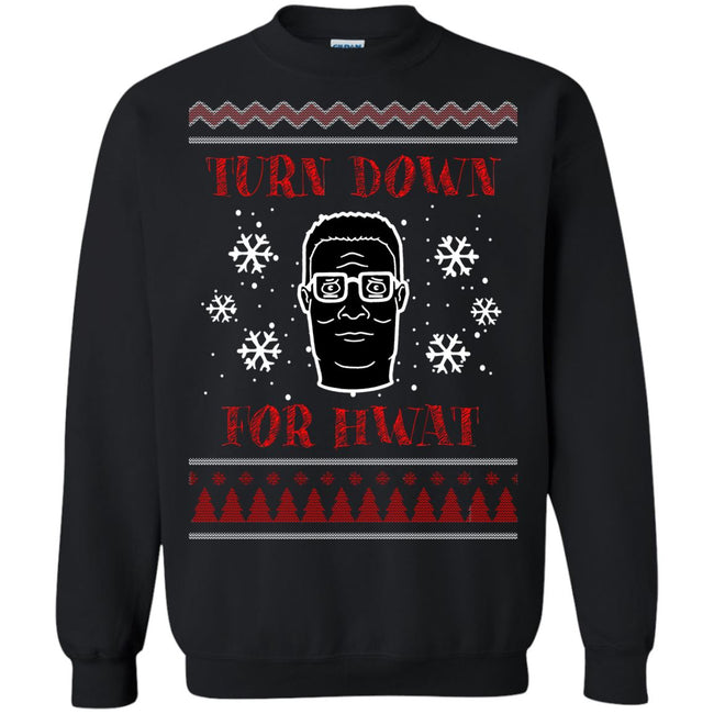 Hwat Ugly Christmas Sweater
