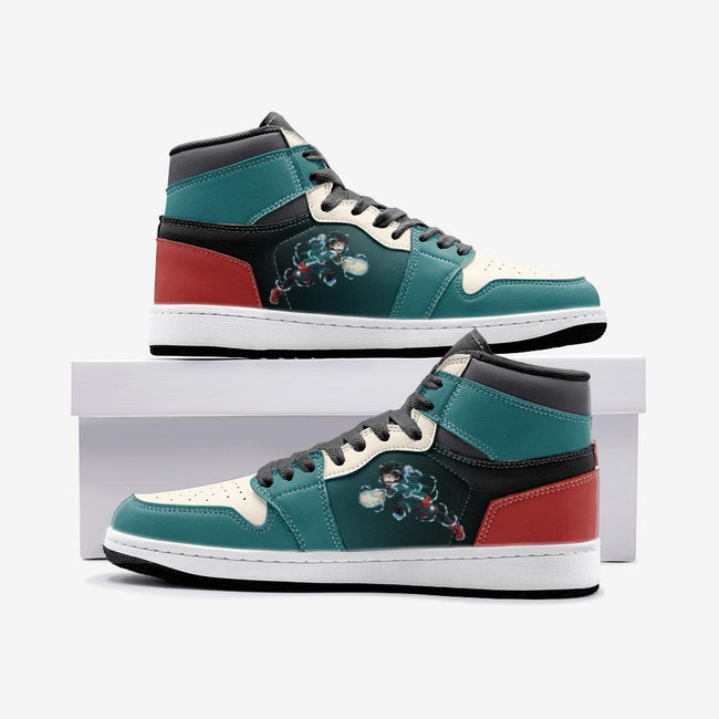 Izuku Midoriya My Hero Academia Custom J-Force™ Shoes