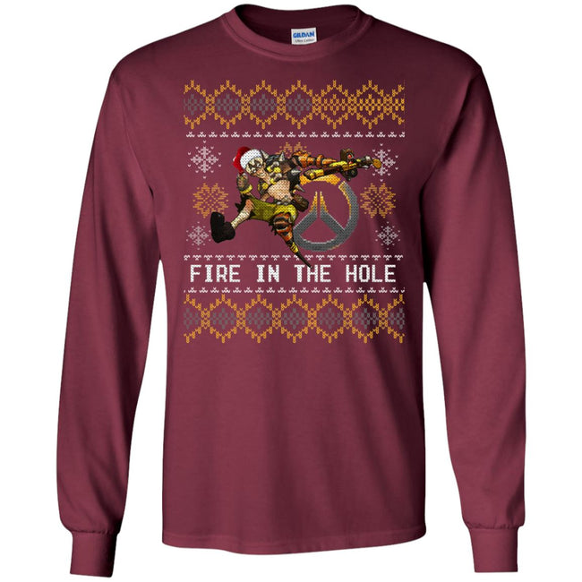 Junkrat Ugly Christmas Sweater
