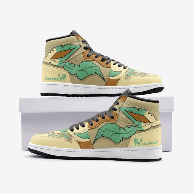 Leafeon Pokémon Custom J-Force™ Shoes