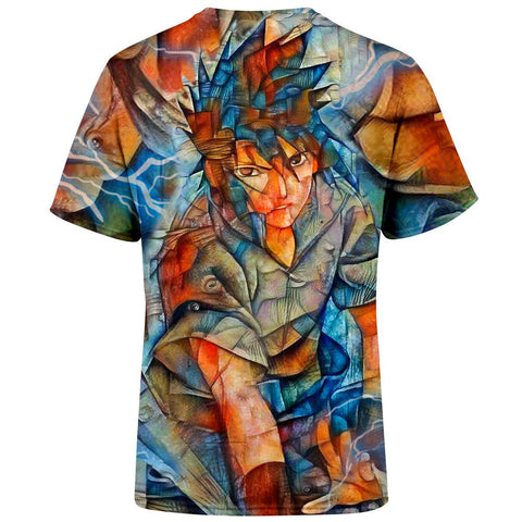 Image of Lightning sasuke T-Shirt