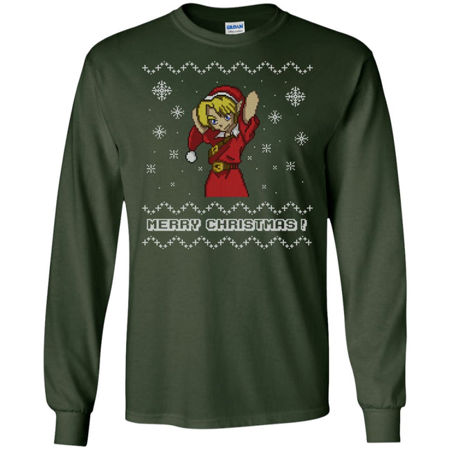 Link Ugly Christmas Sweater