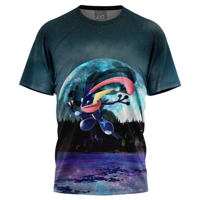 Lucid Greninja Pokemon T-Shirt