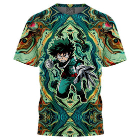 Lucid Punch Deku T-Shirt