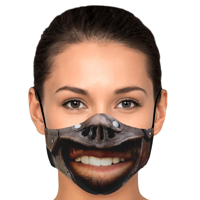 Mankind Mask V2 WWF Premium Carbon Filter Face Mask