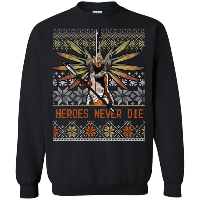 Mercy Ugly Christmas Sweater