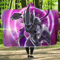 Mewto in Action Pokemon Hooded Blanket