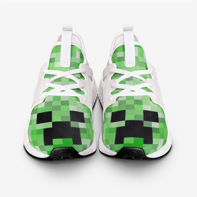 Minecraft Creeper Custom Nomad™ Shoes