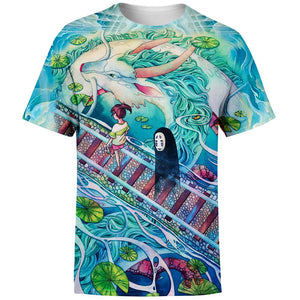 Mythical spirited away T-Shirt