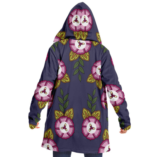 Nichika Ubuyashiki Demon Slayer Dream Cloak Coat