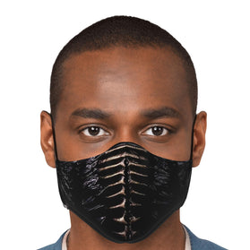 Noob Saibot Mask Mortal Kombat Premium Carbon Filter Face Mask