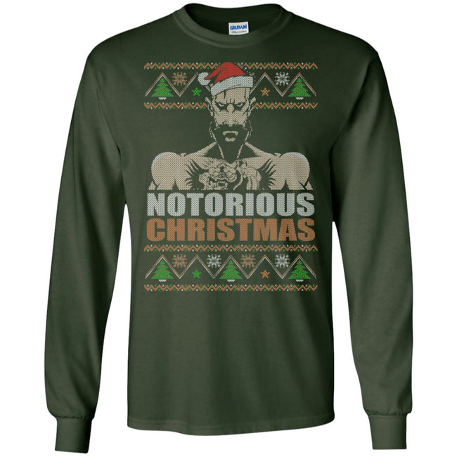 Notorious Xmas Ugly Christmas Sweater