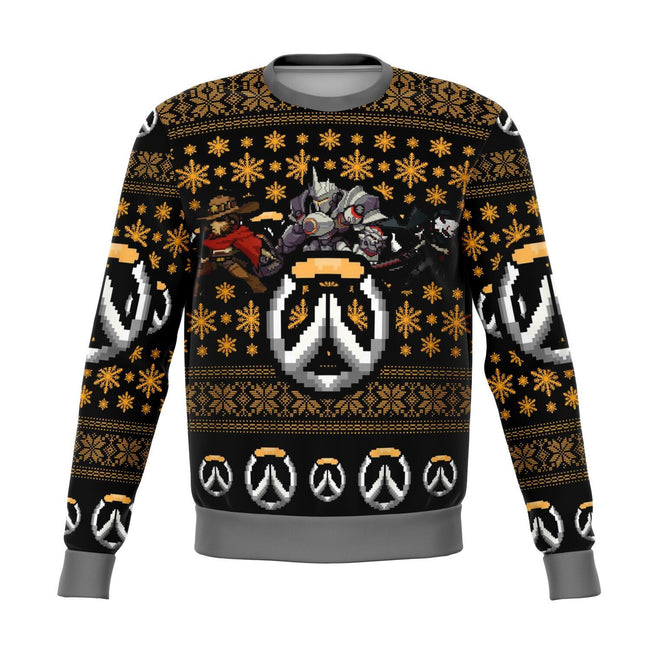 Overwatch Premium Ugly Christmas Sweater