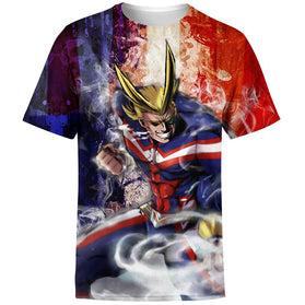 Power All Might T-Shirt