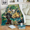Raging Deku Blanket