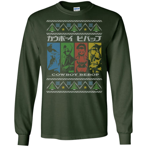 Real Folk Blues Bebop Ugly Christmas Sweater