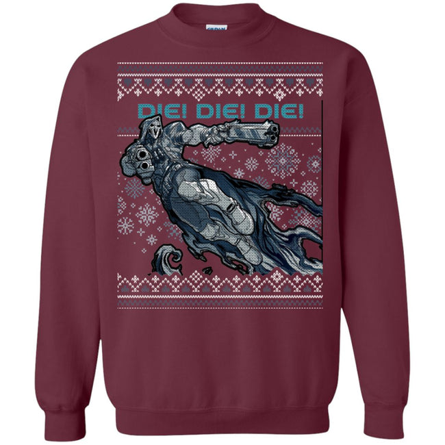 Reaper Blue Ugly Christmas Sweater