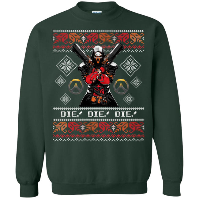 Reaper Ugly Christmas Sweater