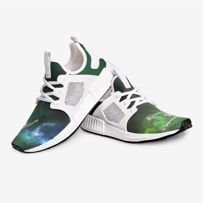RICK and MORTY PORTAL Custom Nomad™ Shoes