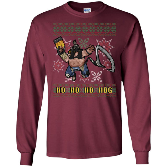 Road Hog Ugly Christmas Sweater