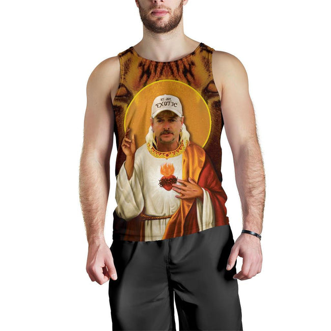 Saint Joe Exotic Premium Tank Top