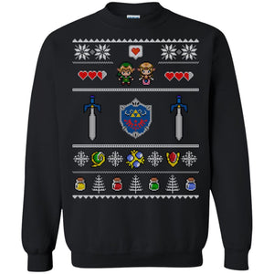 Shield Ugly Christmas Sweater