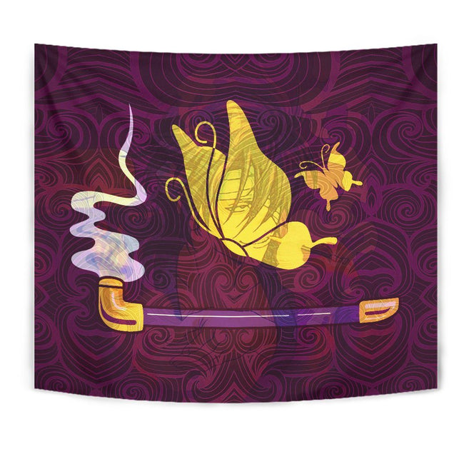 Smokin Shinsuke Gintama Wall Tapestry