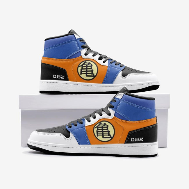 Son Goku Dragonball Z Custom J-Force™ Shoes