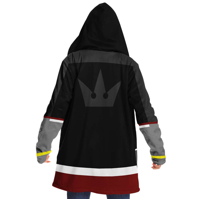 Sora Kingdom Hearts Dream Cloak Coat