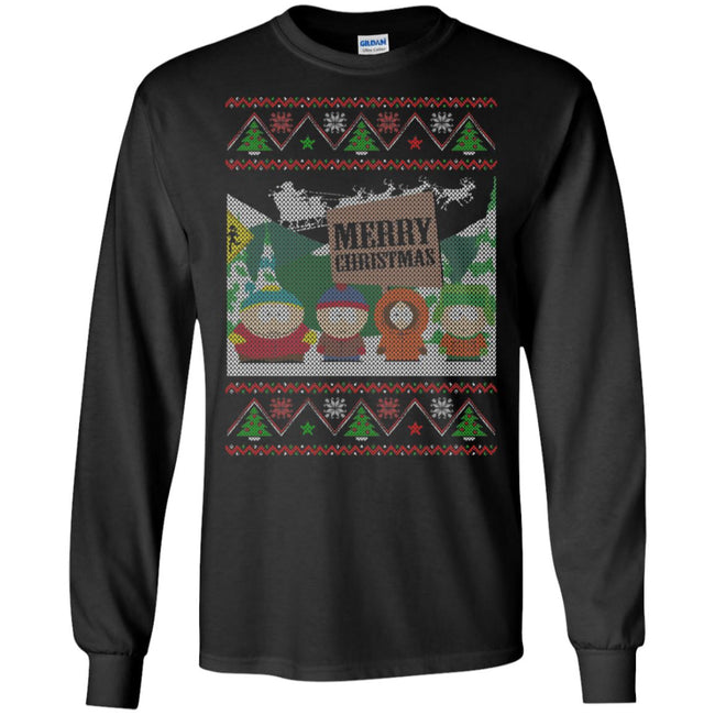 South Park Xmas Ugly Christmas Sweater