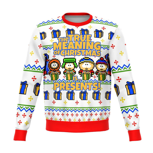 Southpark Presents Premium Ugly Christmas Sweater