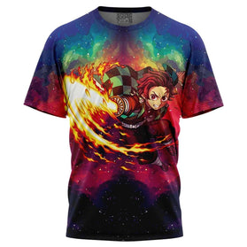 Space Samurai Tanjiro T-Shirt