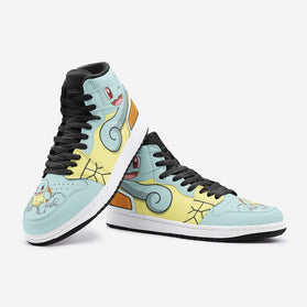 Squirtle Starter Pokémon Custom J-Force™ Shoes