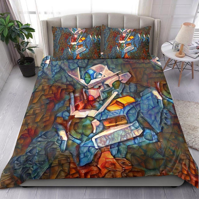 Stained Gundam Bedding Set