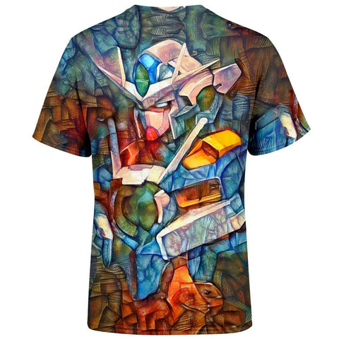 Image of Stained Gundam T-Shirt