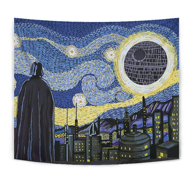 Star Wars Starry Night Wall Tapestry