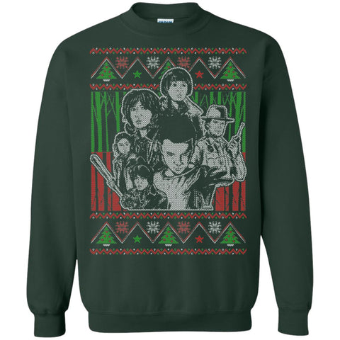 Image of Stranger Things Ugly Christmas Sweater