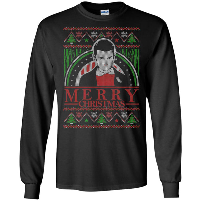 Stranger Xmas Ugly Christmas Sweater