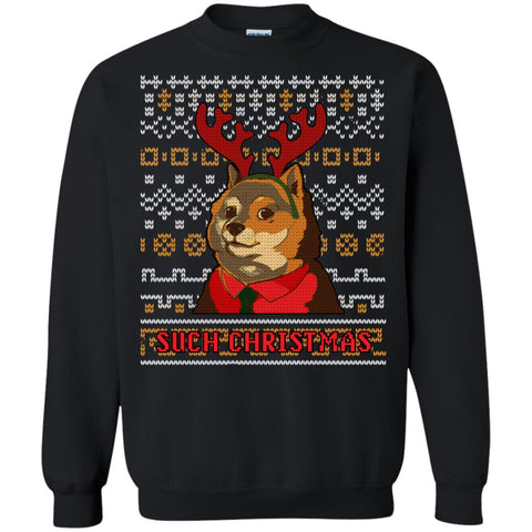Such Christmas Ugly Christmas Sweater