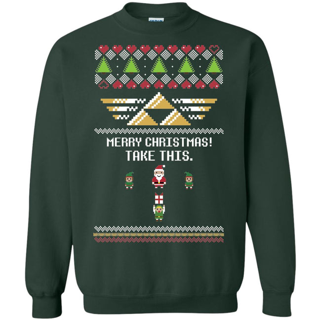 Take This Ugly Christmas Sweater