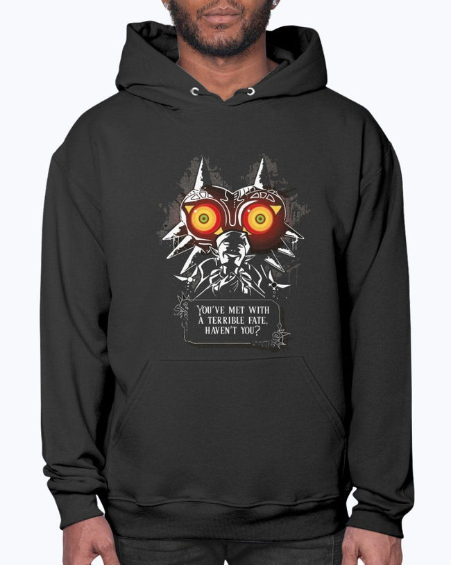 Terrible Fate Majora's Mask Classic Print Shirt