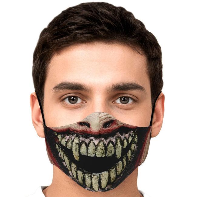 The Fiend WWF Premium Carbon Filter Face Mask