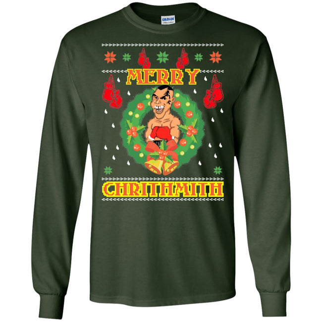 Tyson Christhmith Ugly Christmas Sweater