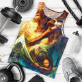 Vibrant Attack on Titan Premium Tank Top
