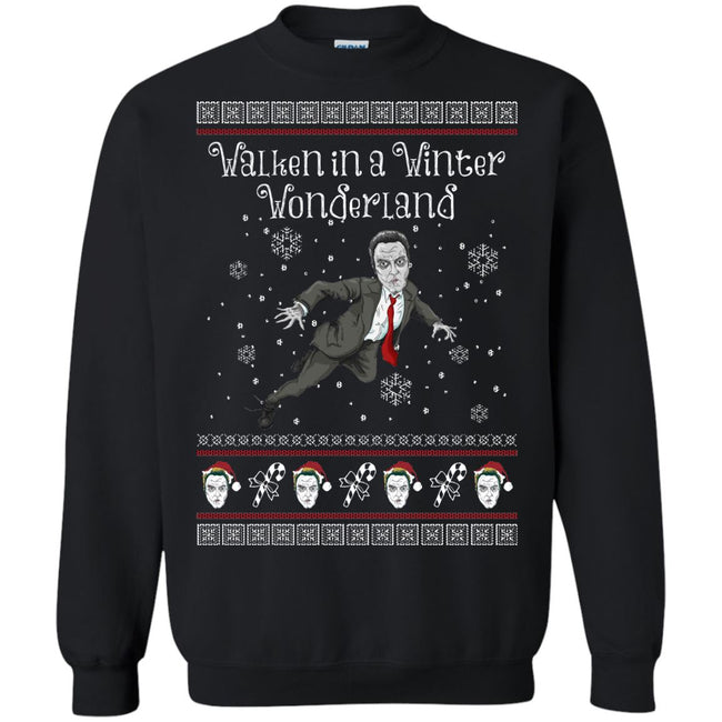 Walken Ugly Christmas Sweater